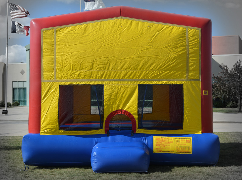 Magnificent Modular Bounce House 02 Midwest Inflatables Home Interior And Landscaping Ferensignezvosmurscom