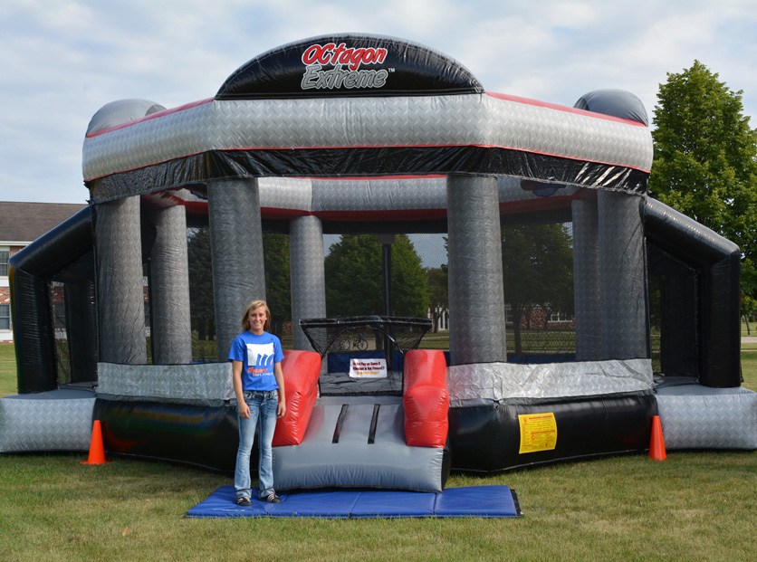 Octagon Extreme Midwest Inflatables