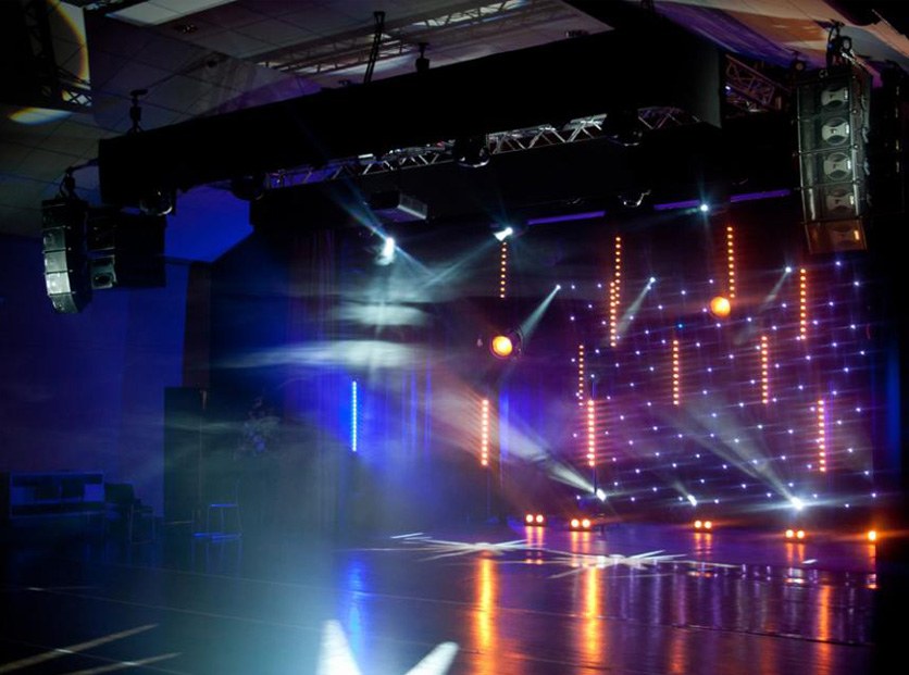 sound lighting midwest inflatables