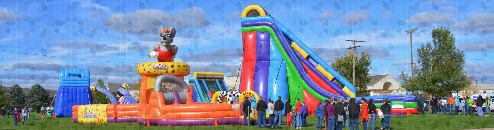 Midwest Inflatables Ames, Iowa Event Photo